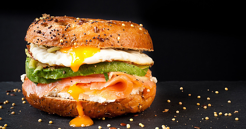 Healthy Bagel Toppings How To Make Your Bagel Healthy