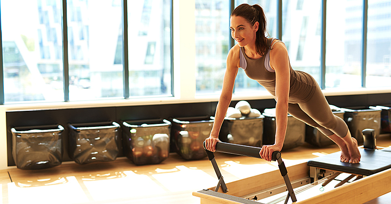 Pilates Benefits Muscles That Pilates Works Fitness