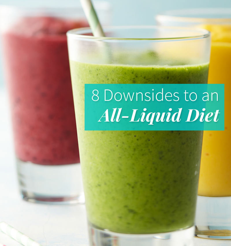 Vegan Liquid Diet