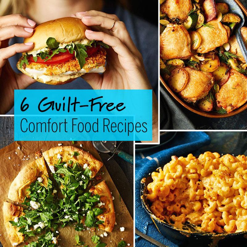 Comfort Food Dinner Recipes