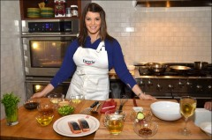 Gail Simmons Cooking Demo High Res