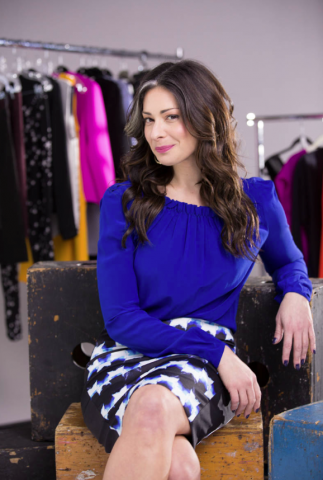 stacy london book