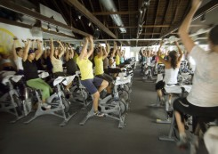 SoulCycle's Bridgehampton location!