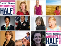 More Fitness Half Marathon Honorees