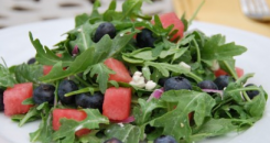 watermelon salad to lose weight