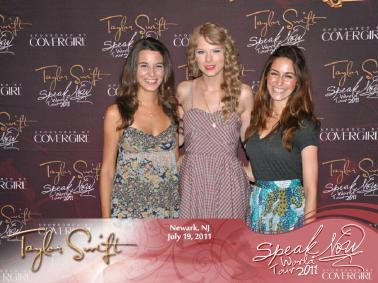 taylor swift tour meet and greet