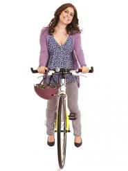 It'll be a real joyride if you follow the biking pointers from FitSugar!
