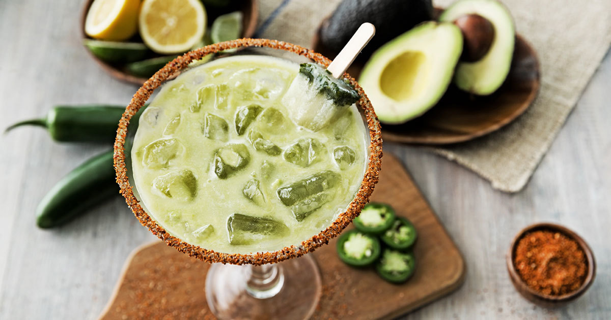 avocado margarita recipe