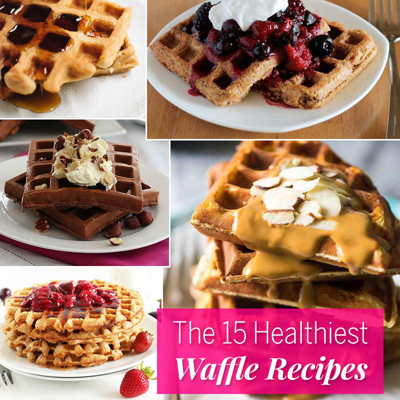 The Best Waffle Recipes