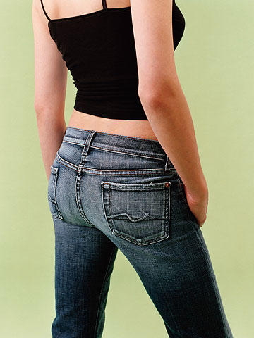 The Butt Thigh And Belly Workout Fit Into Your Skinny