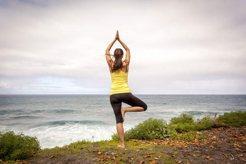 Next-Level Yoga Balances for After You've Nailed Tree Pose | Fitness ...