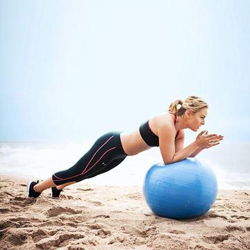 Olympic Skier Lindsey Vonn S Workout Fitness Magazine