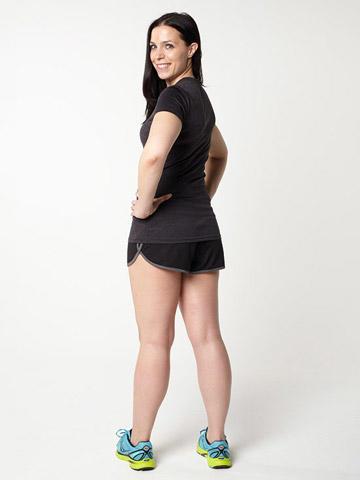6 Women's Leg Makeover Success Stories | Fitness Magazine