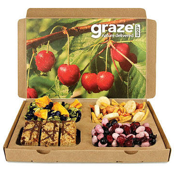 Healthy Snack Subscription Boxes The Best Snack Delivery