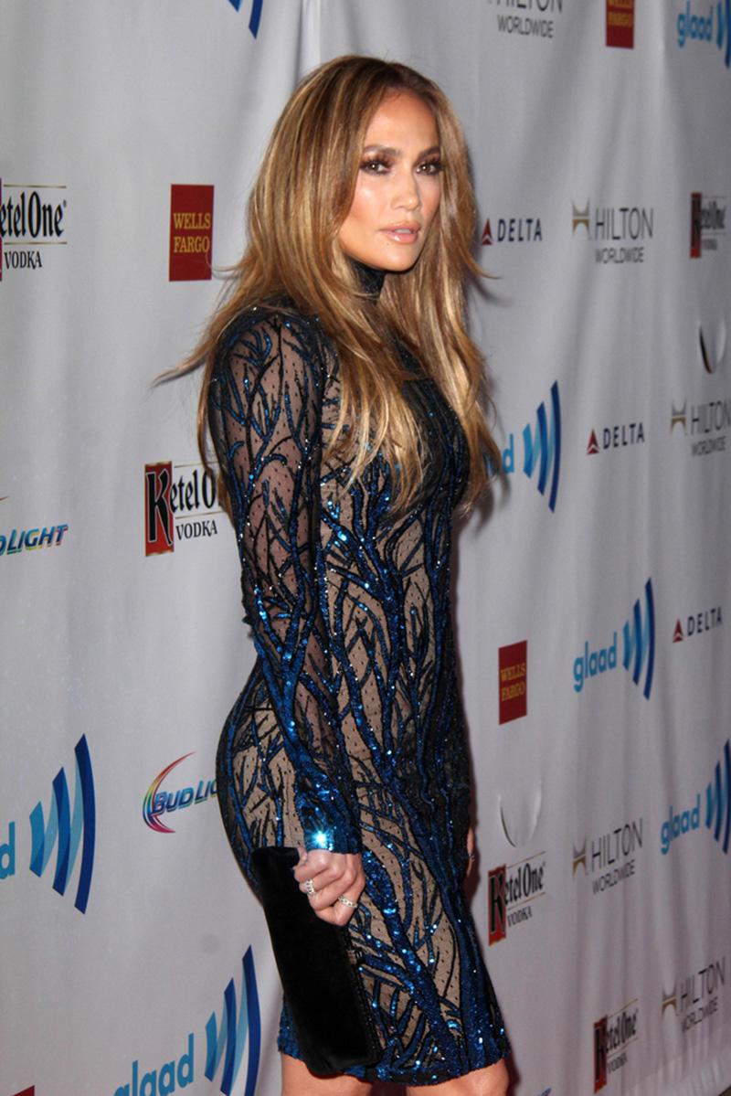 Jennifer Lopez Butt Exercises 87