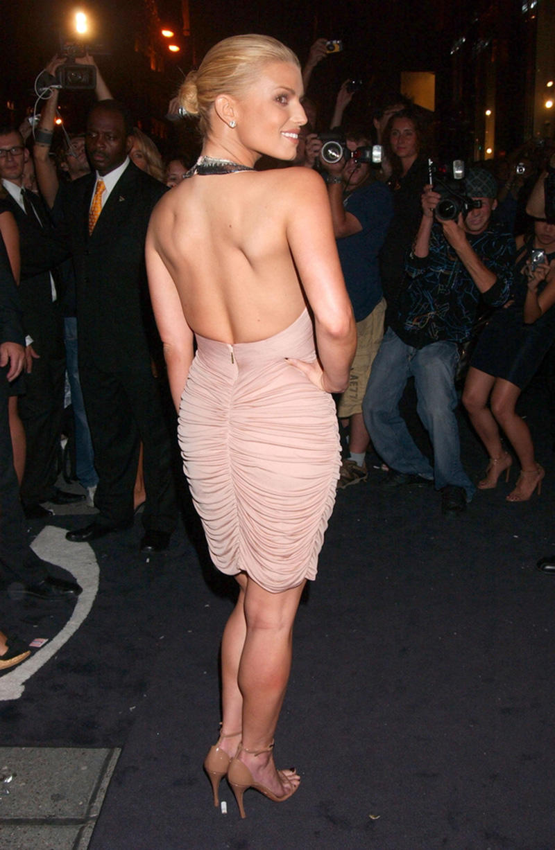 Jessica Simpson S Butt And Leg Exercises Fitness Magazine