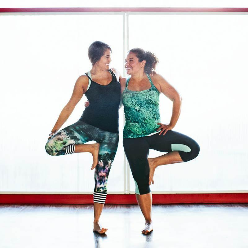 """""""Yoga Strengthened My Relationship With My Daughter"""