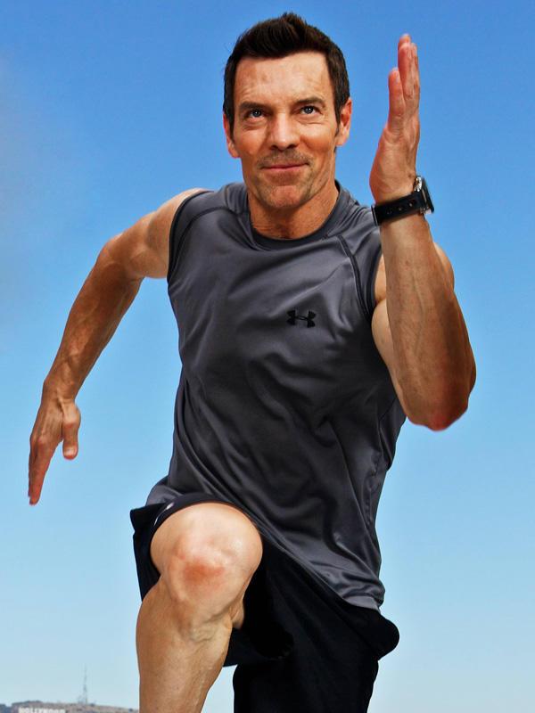 Tony Horton S Sweat Dripping Workout Playlist Fitness