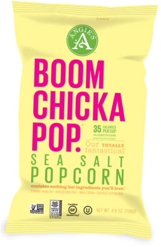 Boom Chicka Pop Whole Foods