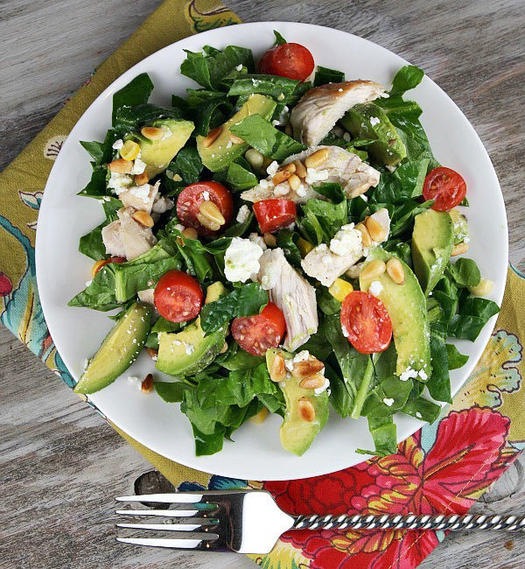Healthy, Easy Spinach Salad Recipes to Pack Tomorrow | Fitness ...