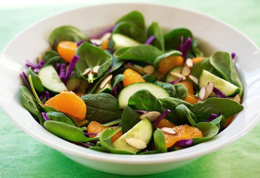 My Spinach Salad | The Pioneer Woman