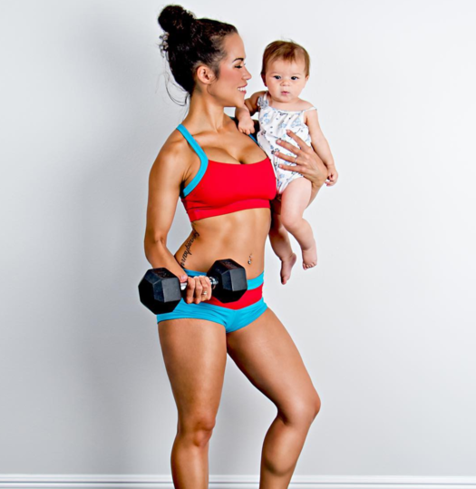 10 Fit Moms Who Inspired Us to Get Off Our Butts in 2016 ...