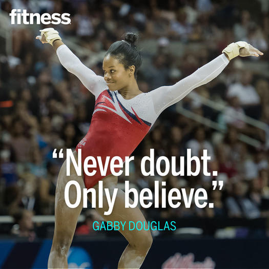 Rio Bound Olympians Share Their Favorite Inspirational