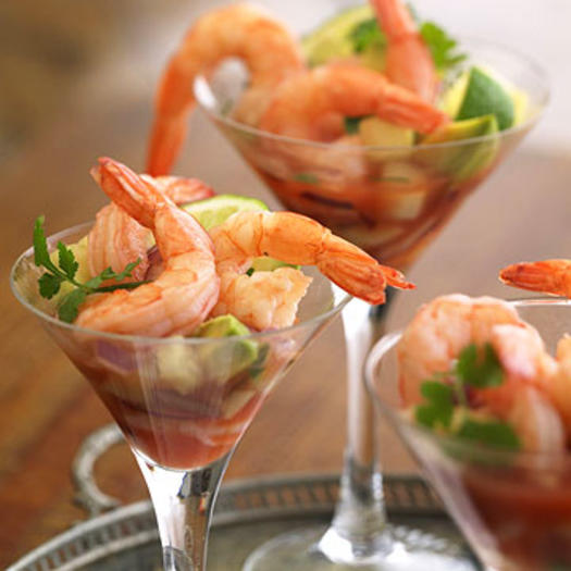 Food Ideas With Shrimp: The 10 Healthiest Party Foods: A Holiday Party Guide
