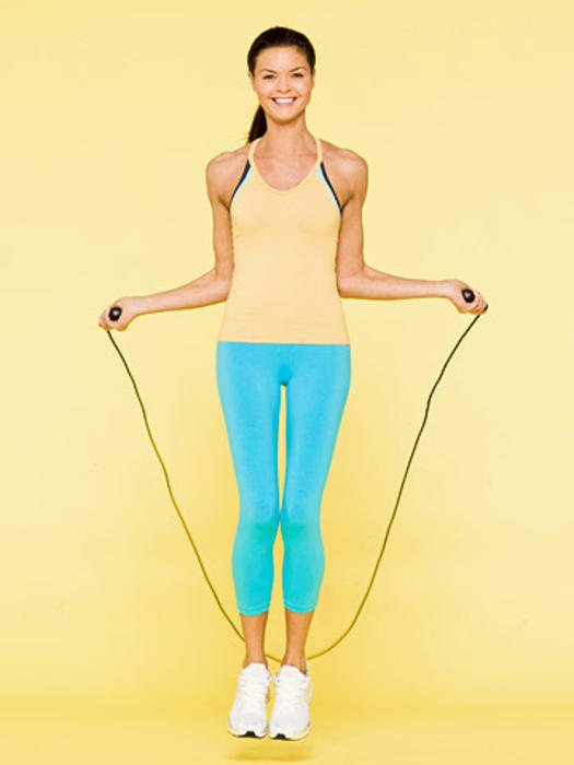 Quick Workouts: The 15-Minute Jump Rope Cardio Workout ...