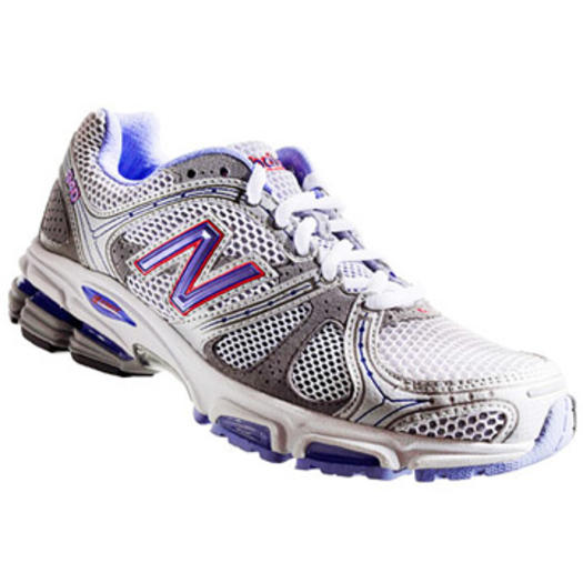 Running Shoe Rub Through Heel