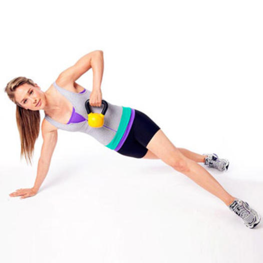 20 Minute Full Body Kettlebell Shred: Best Workouts For Weight Loss