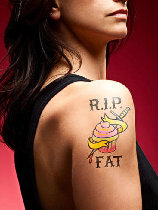 """10 strategies to say """"buh-bye"""" to fat"""