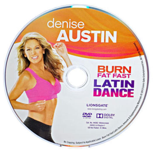 Best fitness dvds 2014 for women