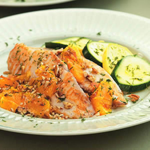 The best healthy fish recipes fitness magazine for Fish dinner recipes