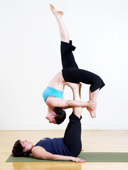 Yoga Poses For 2 Hard Sport Fatare