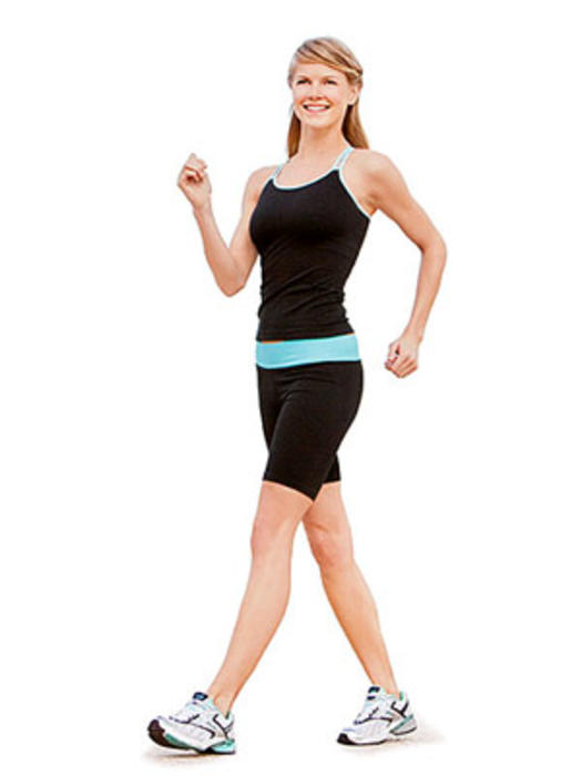 how to lose weight by walking at home