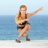 Heather Morris Dance And Martial Arts Workout Fitness