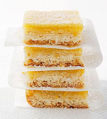 fat lemon squares coconut lemon squares lemon cheesecake squares lemon ...