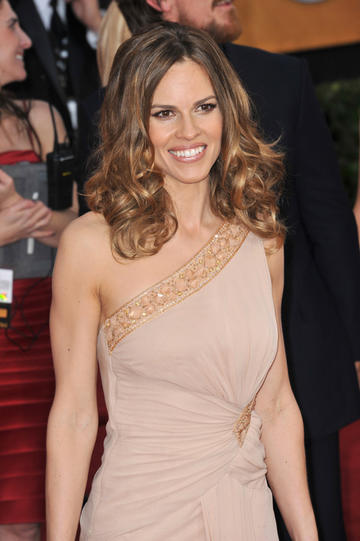 Hilary Swank's Arm and...
