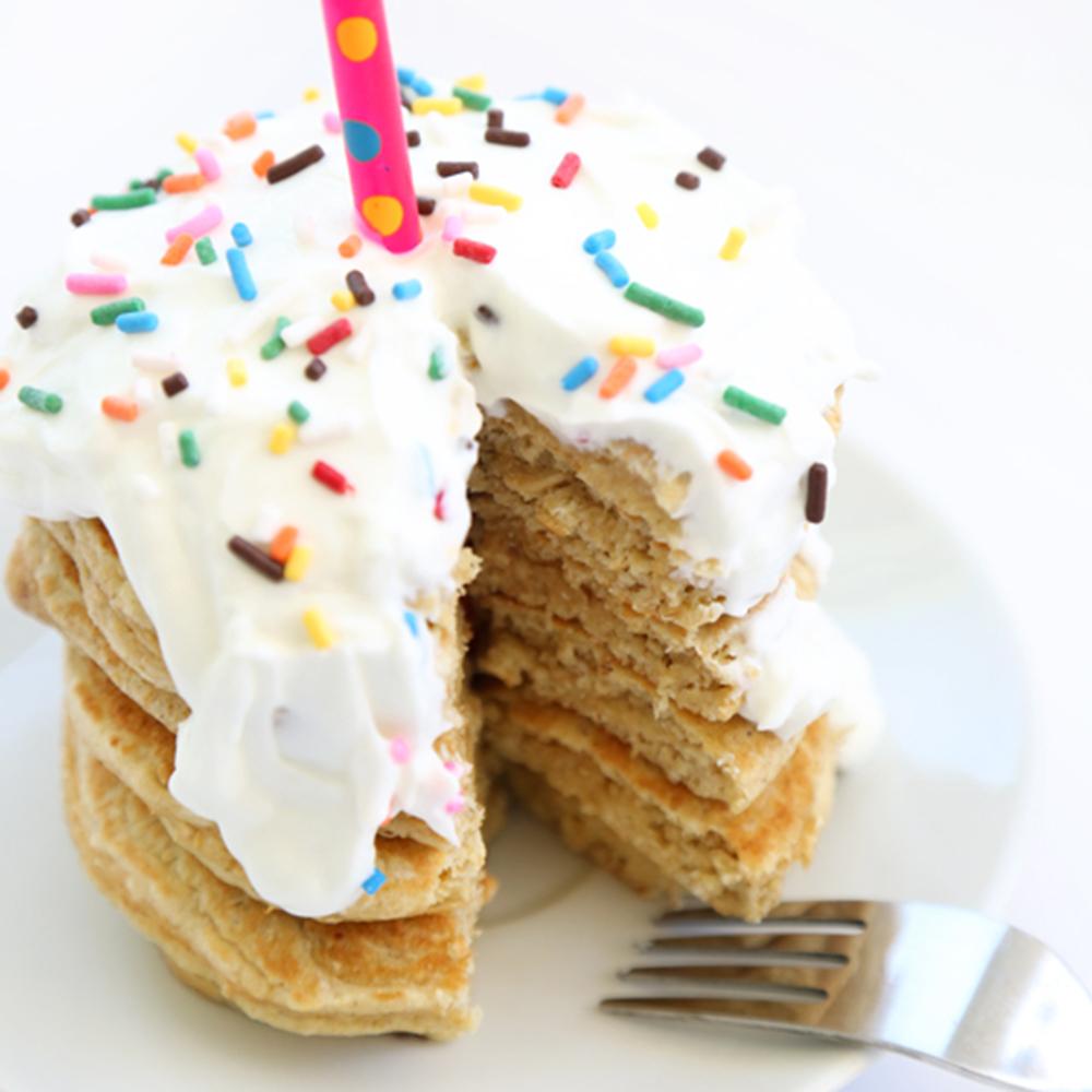 Birthday Cake Flavored Recipes   Fitness Magazine