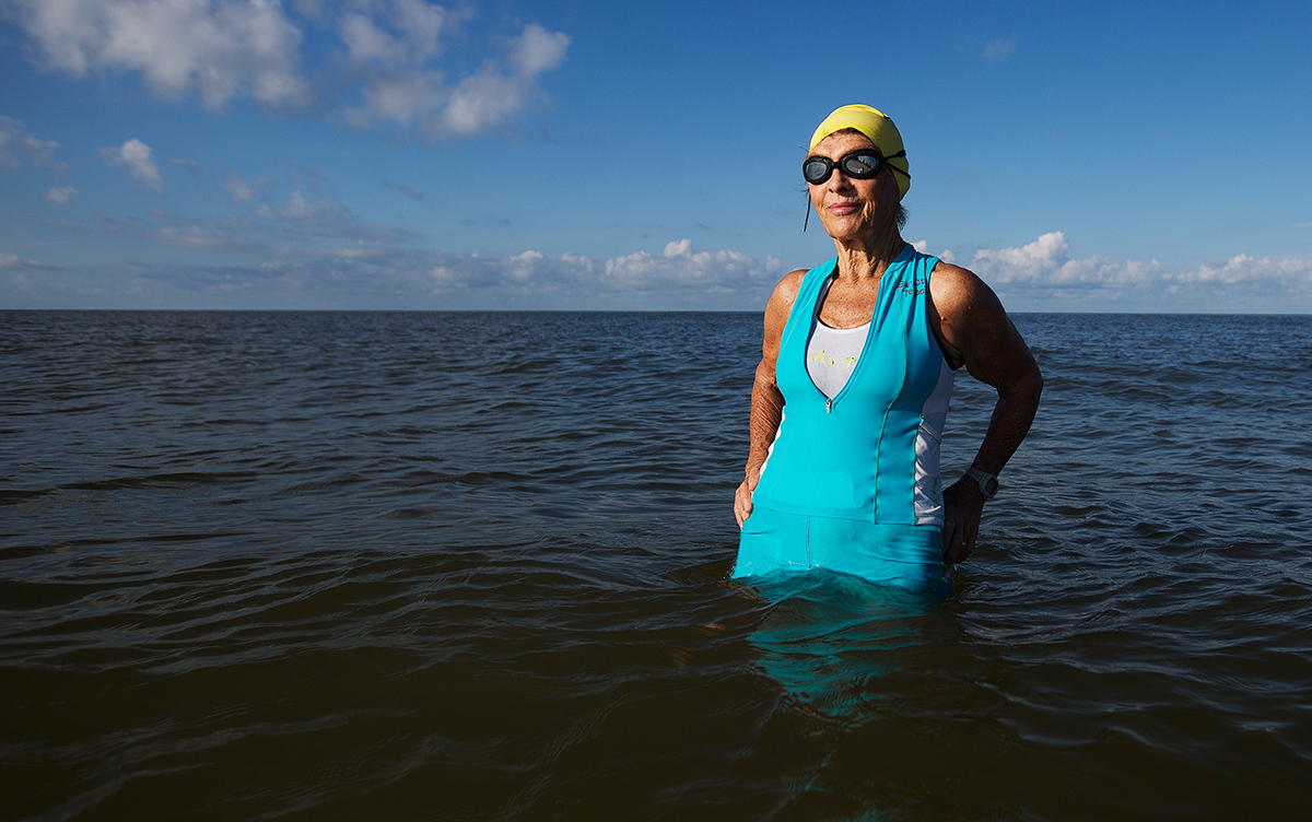 Secrets from a 76-Year-Old Ironman Athlete