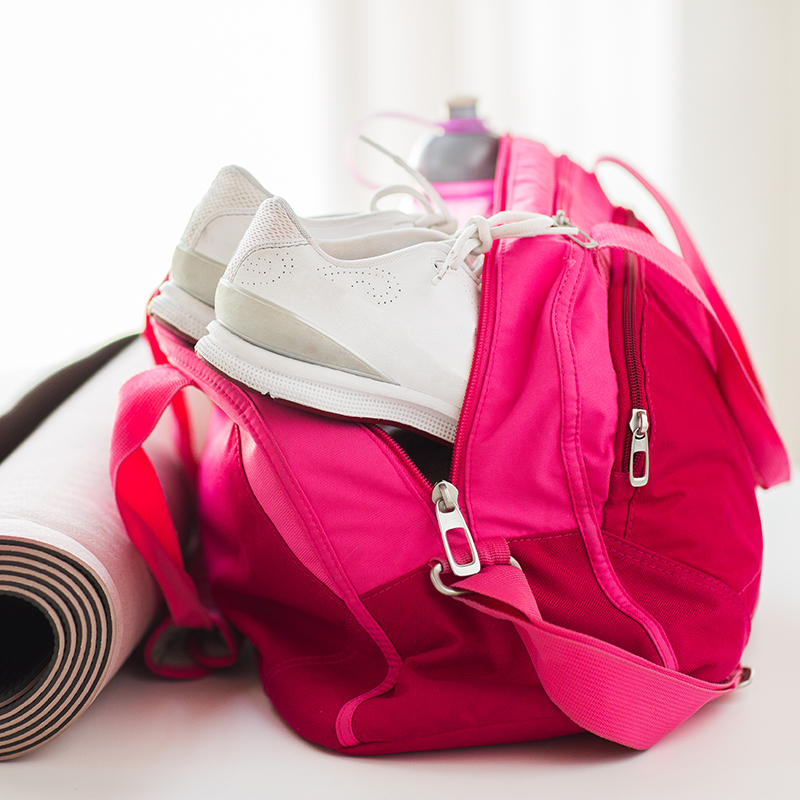 These gym bag hacks will save your fitness life fitness magazine