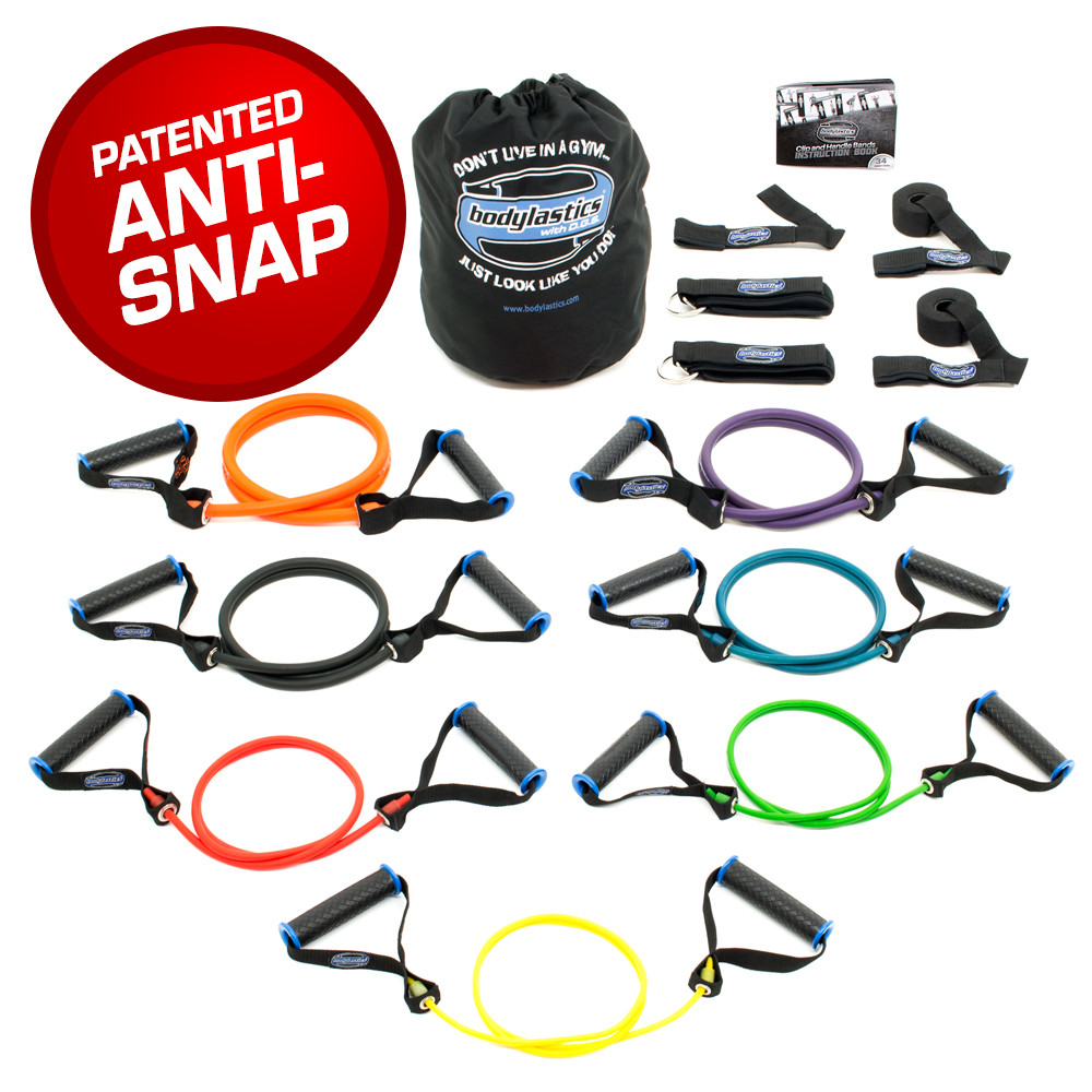 10 Resistance Bands to Add to Your Home Gym | Fitness Magazine