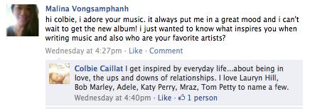 Colbie-favorite-artists