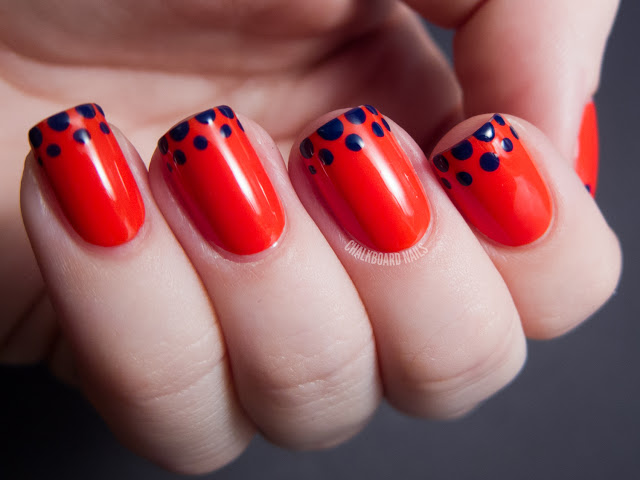 Simple Nail Designs Even a Nail Newbie Can Do | Fitness Magazine on ns design, blue sky design, dy design, berserk design, er design, dj design, color design, setzer design, l.a. design, pi design,