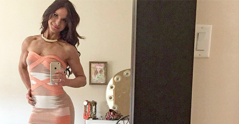 Fitness Trainer Stops Bullies Who Body Shamed Her At A Wedding Magazine