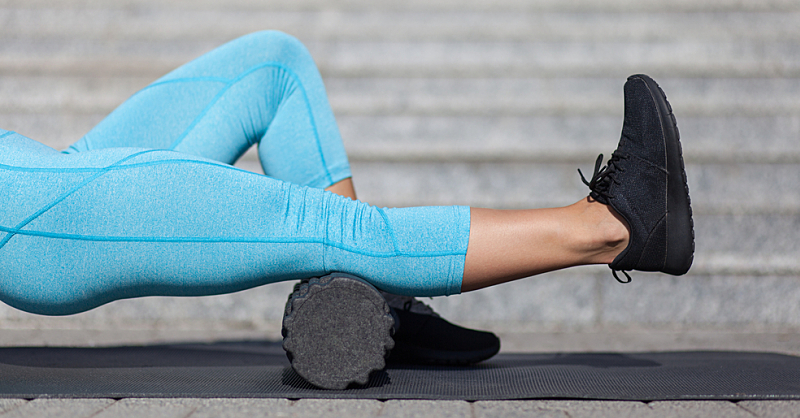 The Simple Foam Roller Mobility Workout That Helps You Recover Faster