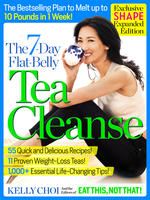 Shape Tea Cleanse Book