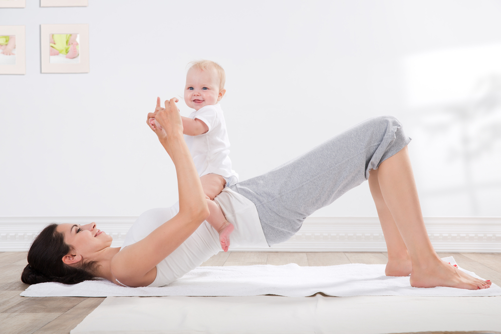 post pregnancy exercises best exercises to do after giving birth