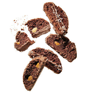 Nonni's Double Chocolate Salted Caramel Biscotti Bites